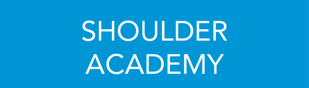 Shoulder Academy